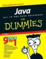 Java All-In-One Desk Reference for Dummies артикул 7770d.