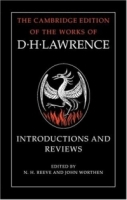 Introductions and Reviews (The Cambridge Edition of the Works of D H Lawrence) артикул 7514d.