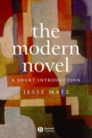 The Modern Novel: A Short Introduction (Blackwell Introductions to Literature) артикул 7617d.