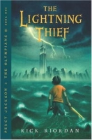 The Lightning Thief (Percy Jackson and the Olympians, Book 1) артикул 7690d.