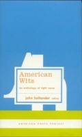 American Wits: An Anthology of Light Verse (American Poets Project) артикул 7754d.